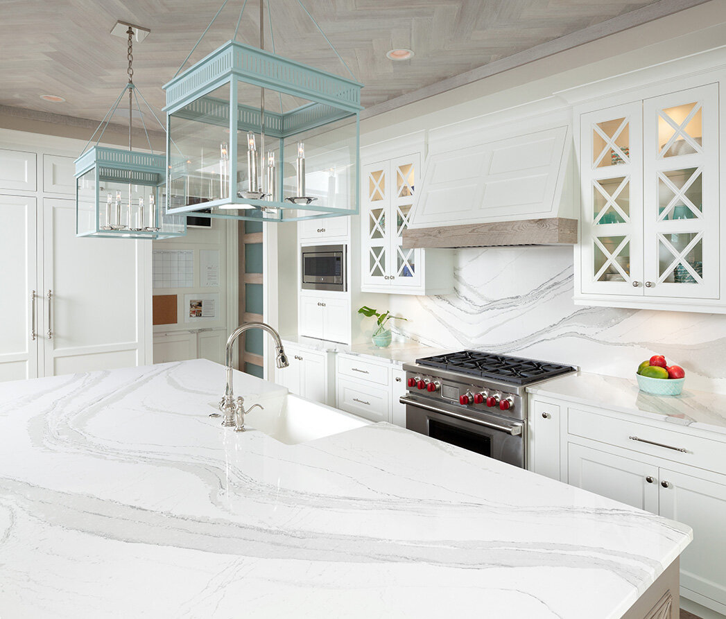 Brittannicca Cambria Quartz Kitchen Countertops 3