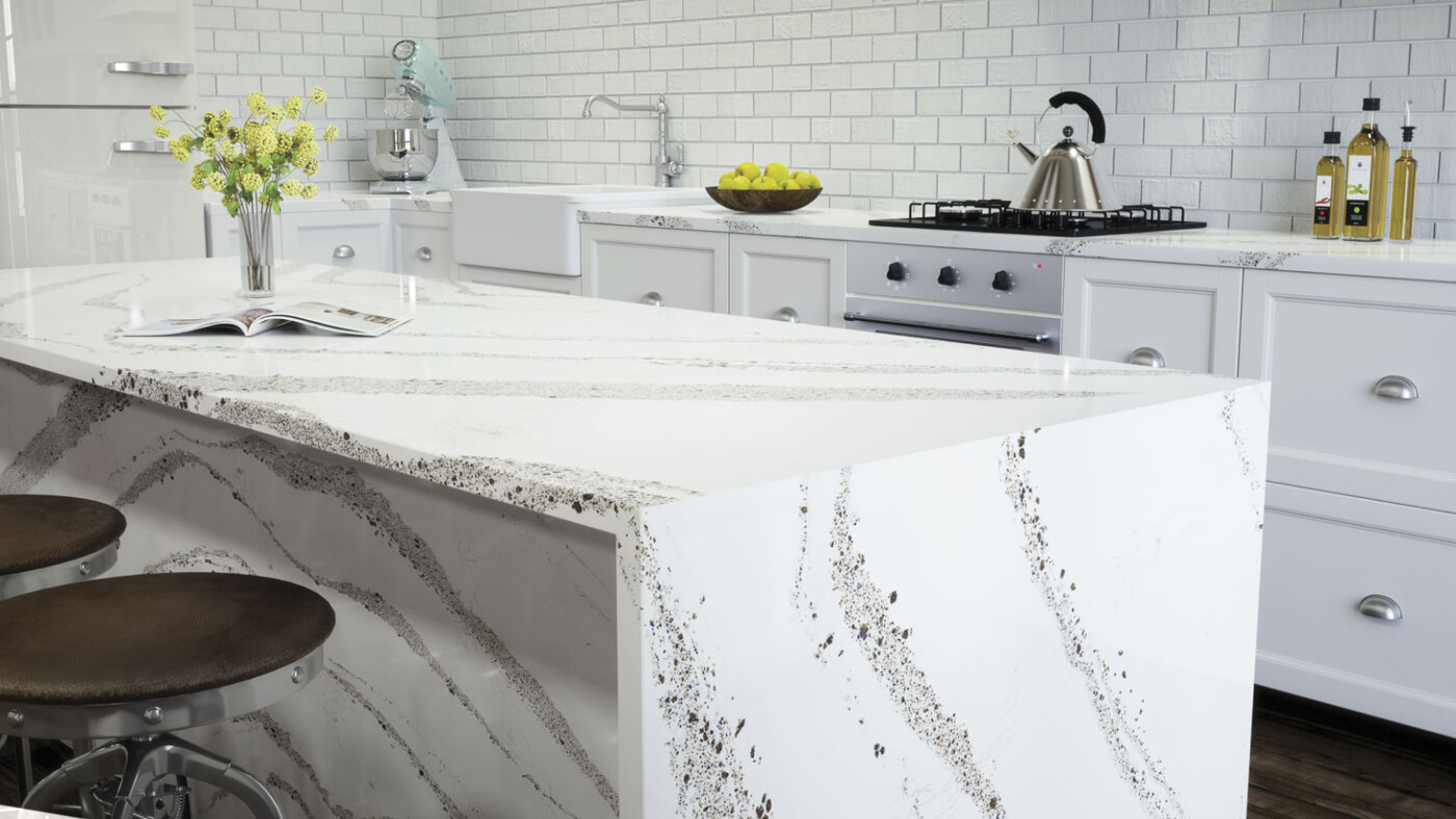 Annicca Cambria Quartz Kitchen Countertops