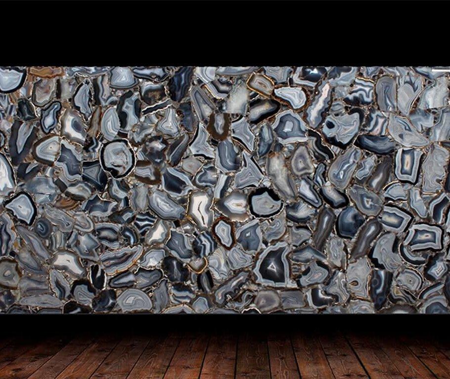 Agatona Semi-semi Precious Gemstone