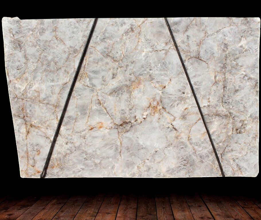 Cristallo Oro Quartzite