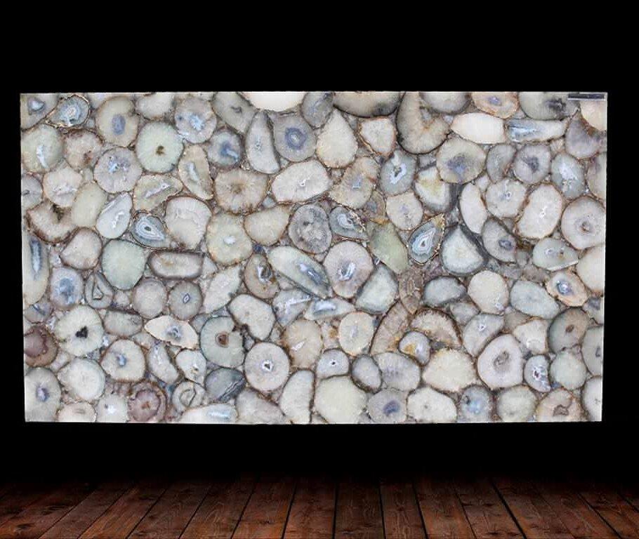 Crystal Agate Classic Semi Precious Gemstone
