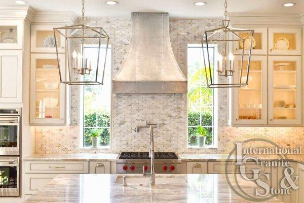 South Tampa Quartz Kitchen Countertops