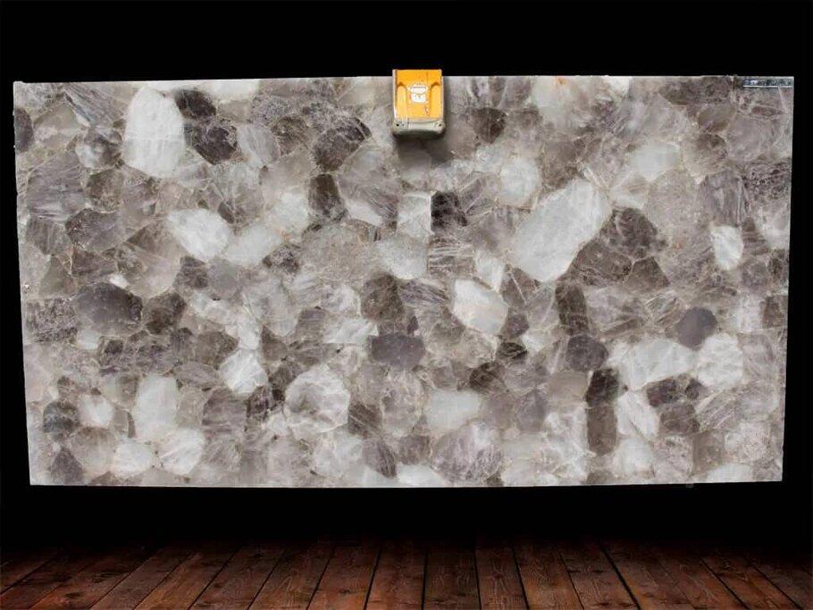 Smoky Quartz Light Semi Precious Gemstone