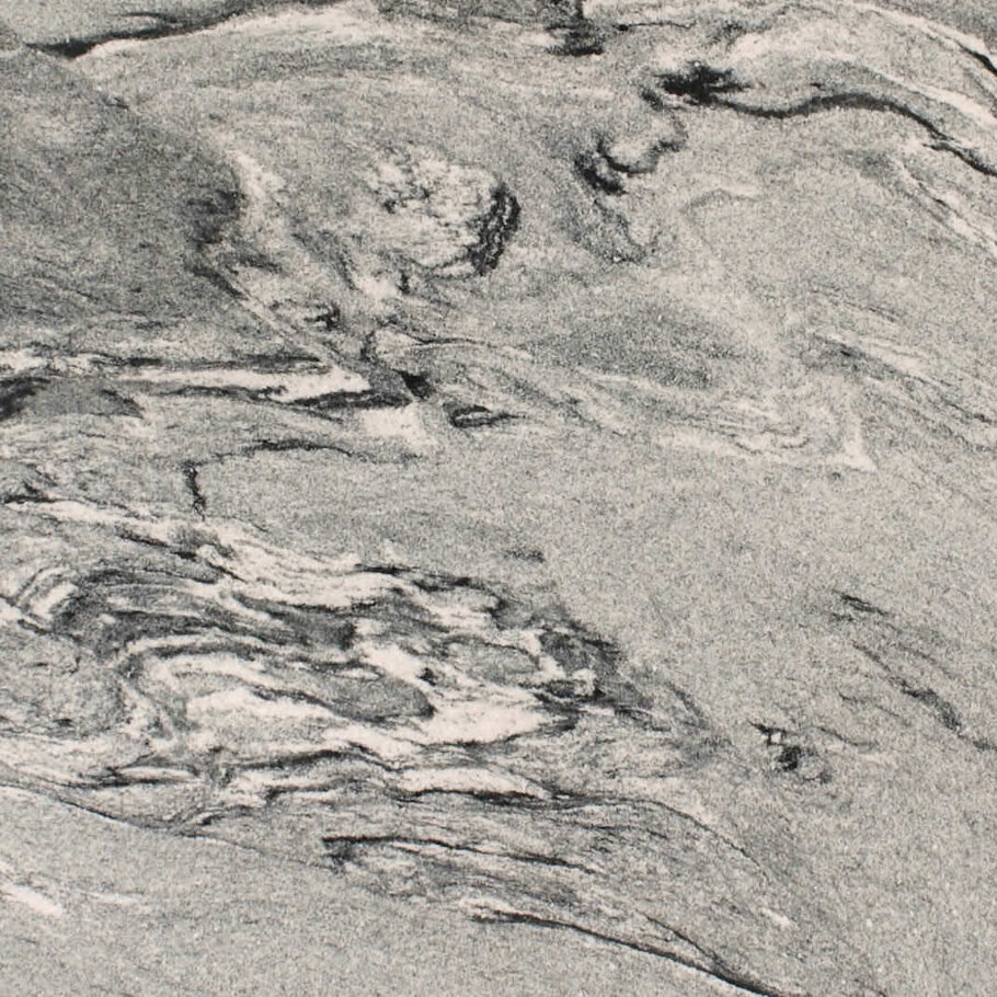 White Wave Granite 17884