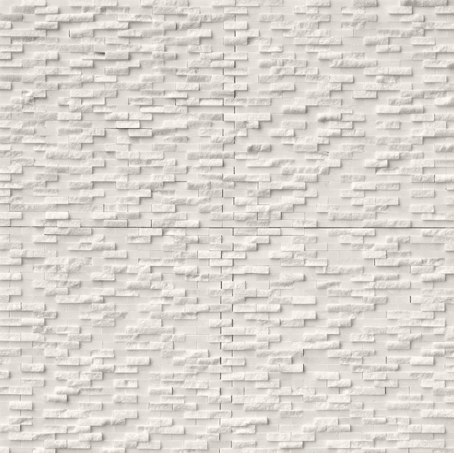 Arabescato Cararra Splitface Pattern