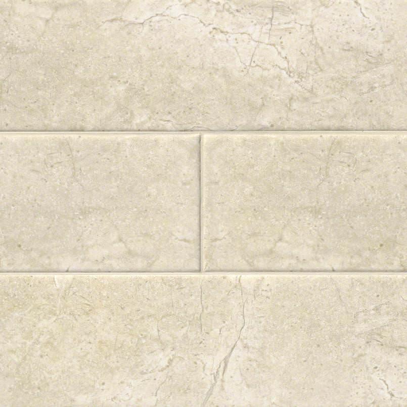 Beige Crema Subway Tile 4×16