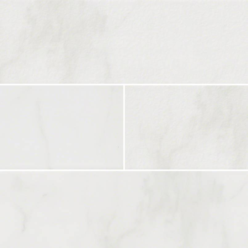 Classique White Carrara Subway Tile 4×16