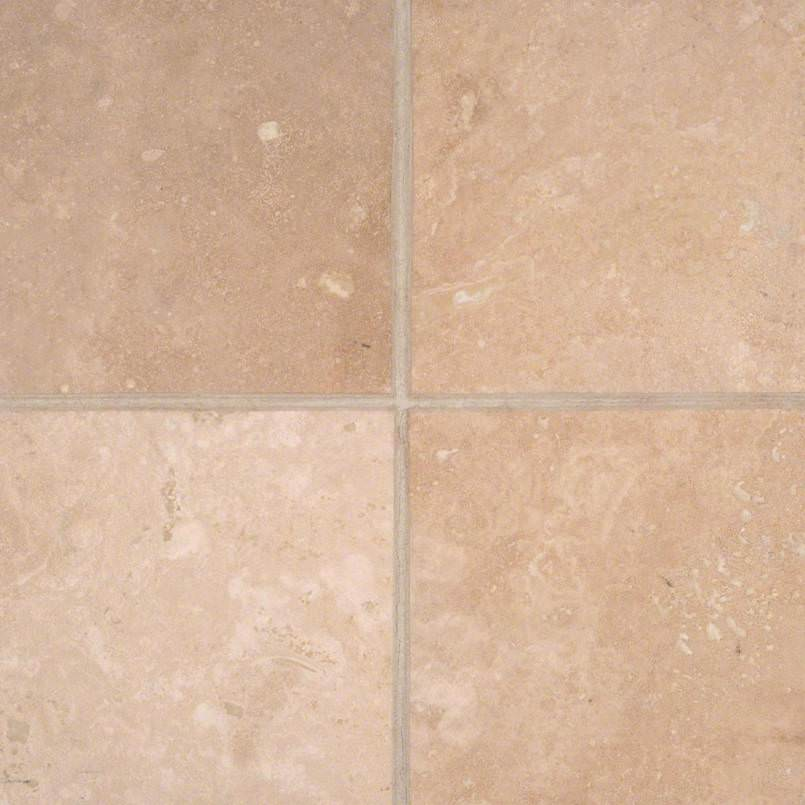 Durango Cream 6×6 Honed And Beveled Tile