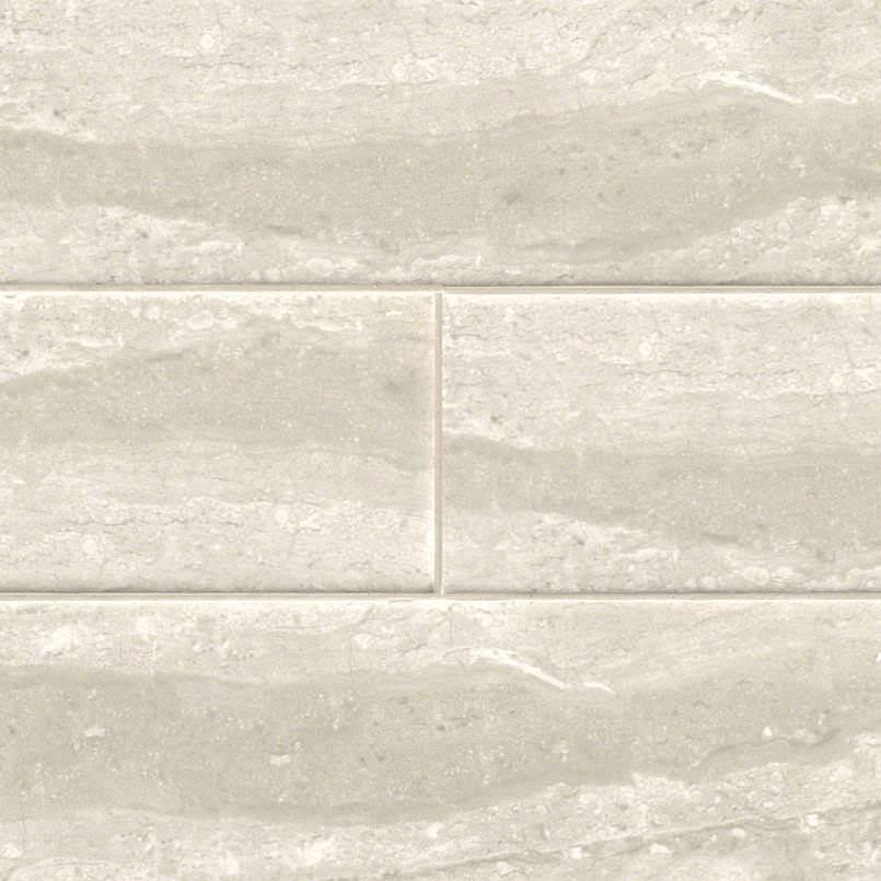 Gris Travertine Subway Tile 4×16