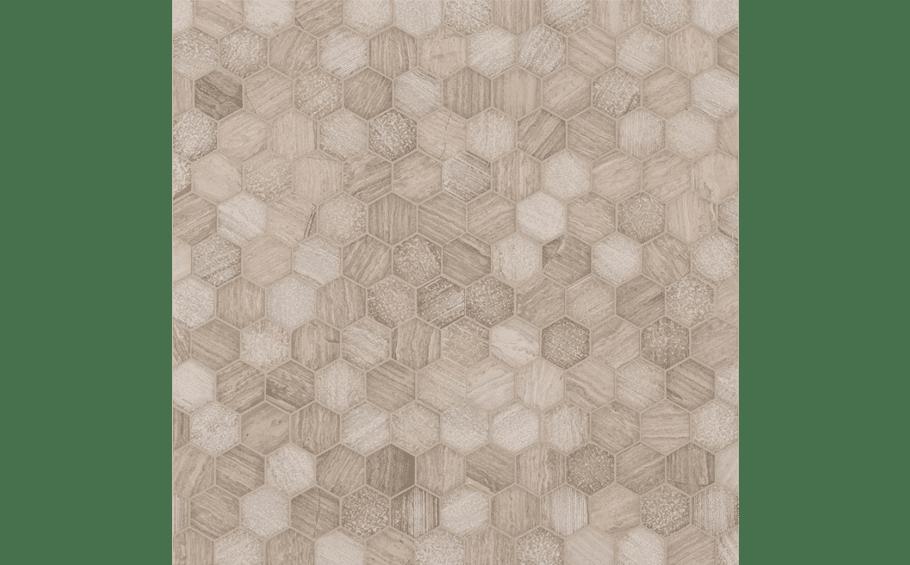 Honey Comb 2inch Hexagon Multi Finish