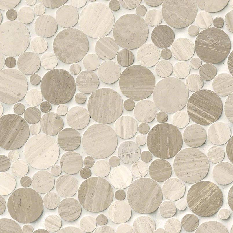 Serenity Stone Pebble Polished