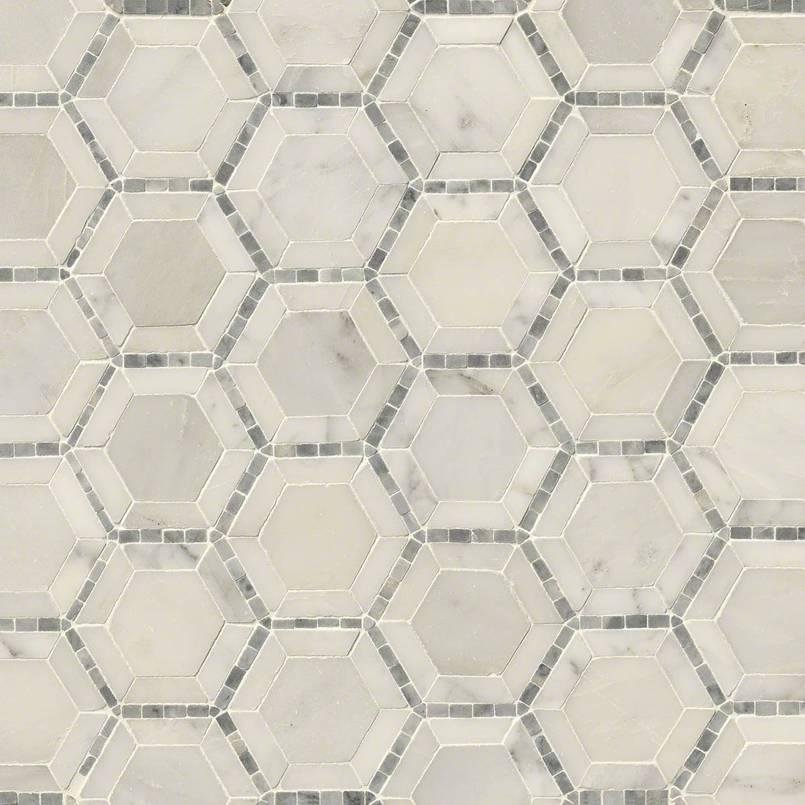 Telaio 2″ Hexagon Honed