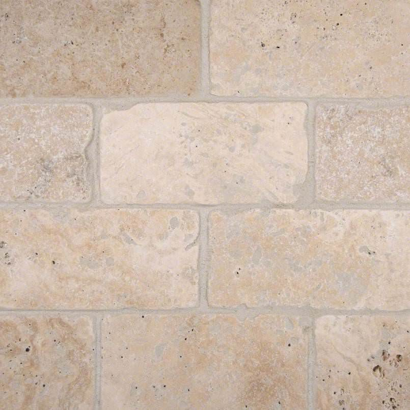 Tuscany Travertine Classic Subway 3×6