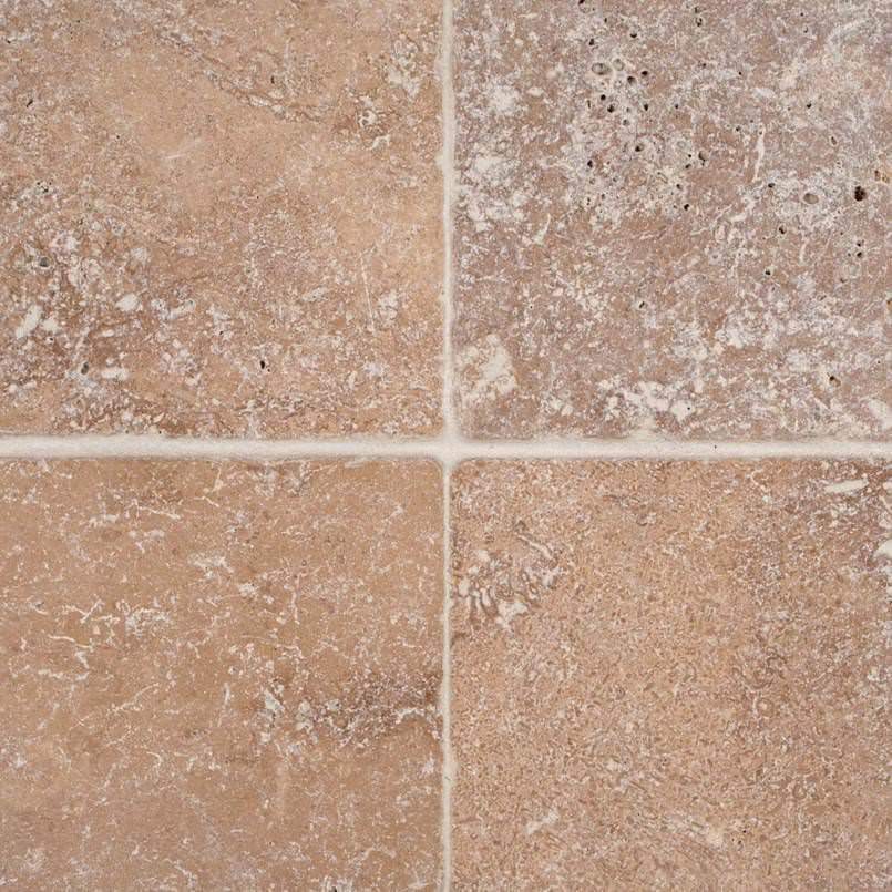 Tuscany Walnut 6×6 Tumbled Tile