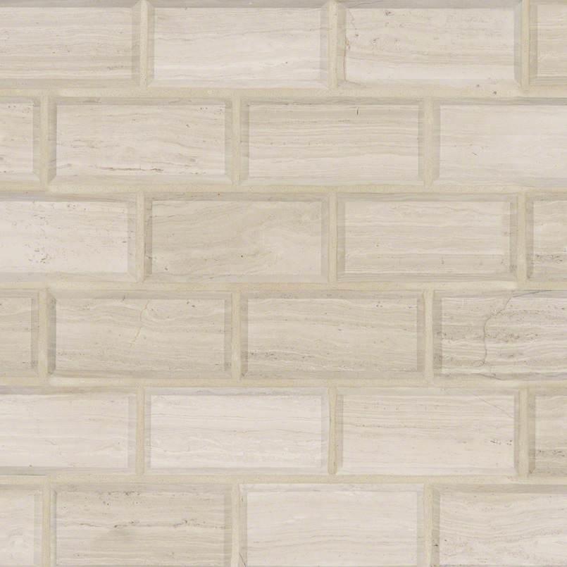 White Oak Subway Tile 2×4