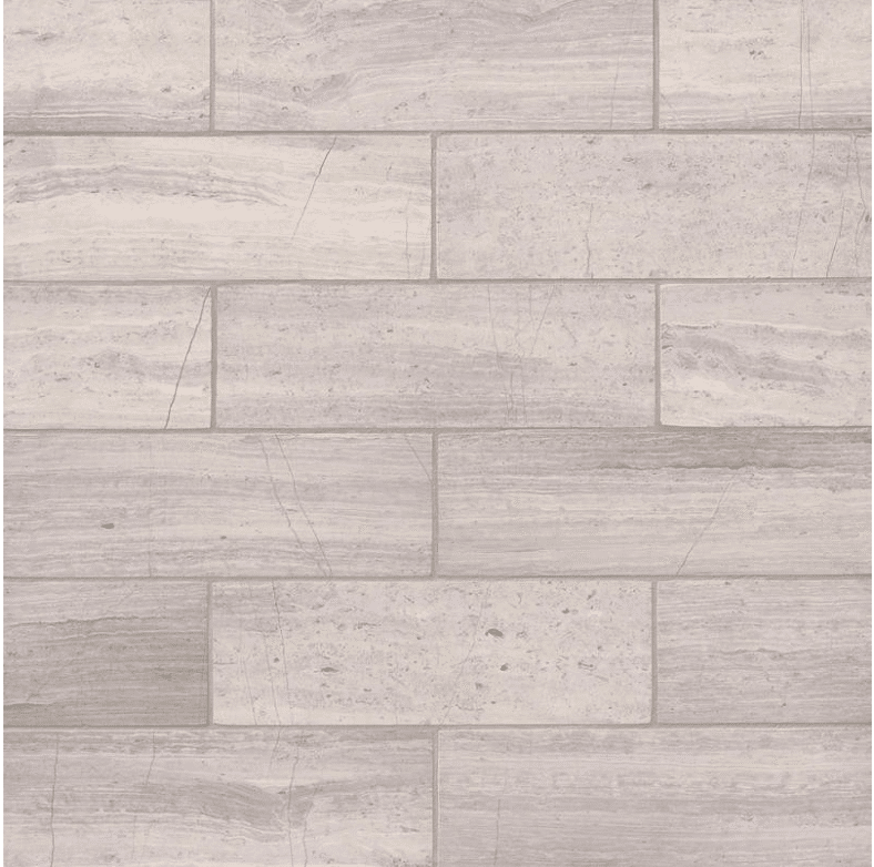 White Oak Subway Tile Honed 4×12