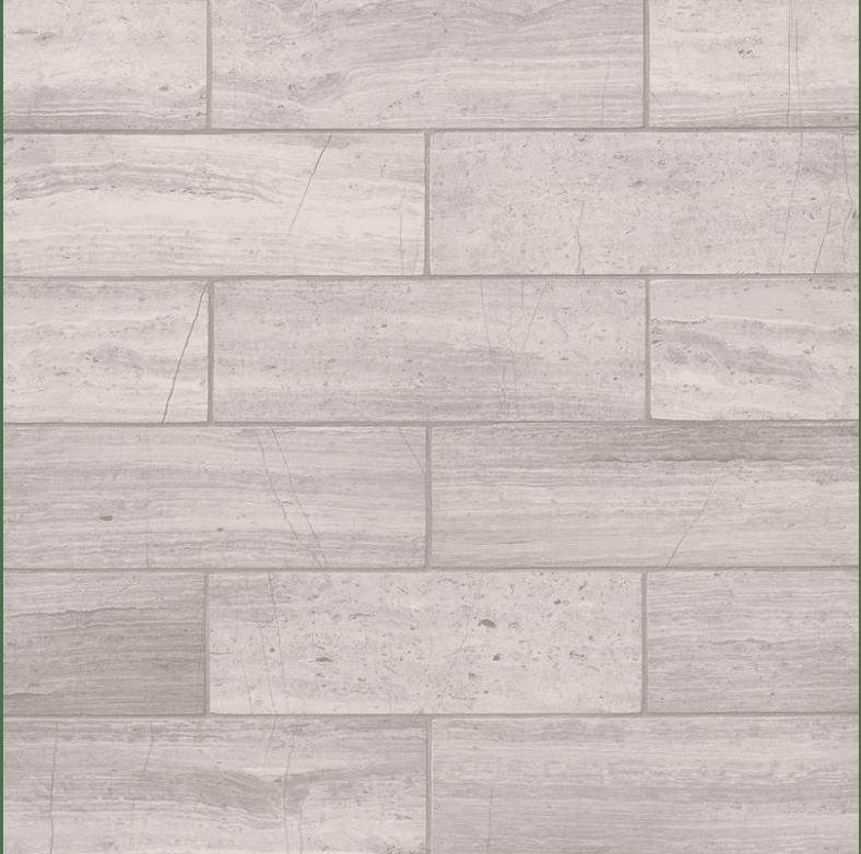 White Oak Subway Tile Honed 4×12