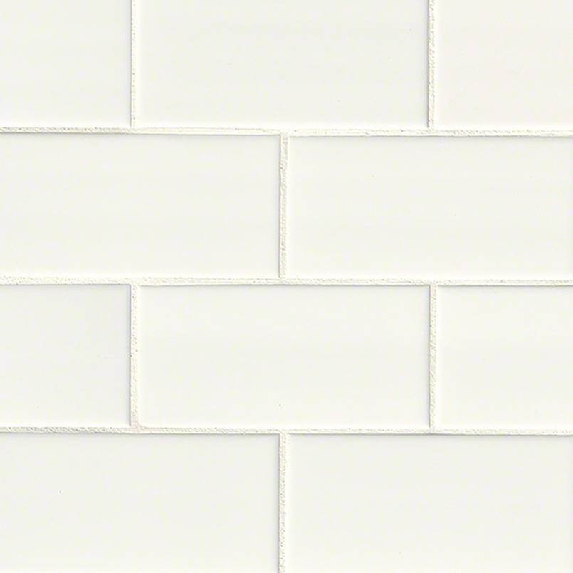 White Subway Tile 3×6