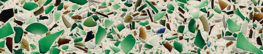 Bistro Green Vetrazzo