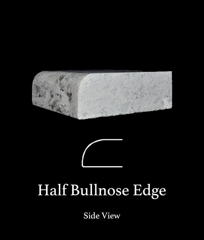Half Bullnose Edge