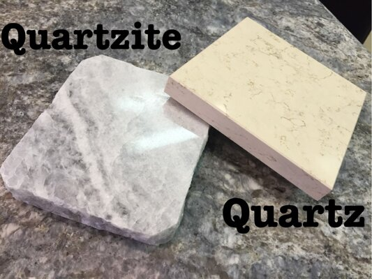 The Difference Between Quartz & Quartzite
