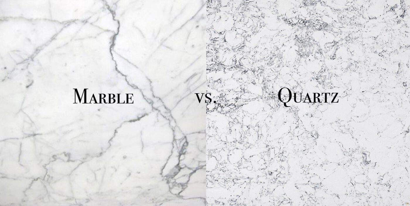 How To Get The Look Of Marble, For Less!