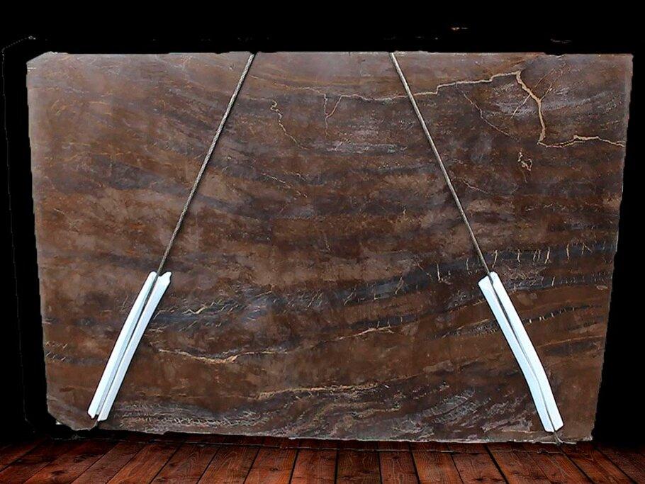 Bronzite Leather Finish Granite