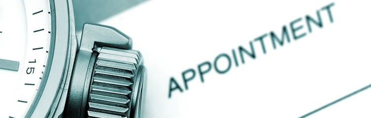 Setting Up An Appointment: The Ins And Outs