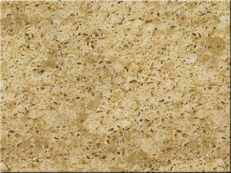 Silestone Antique Gold Quartz
