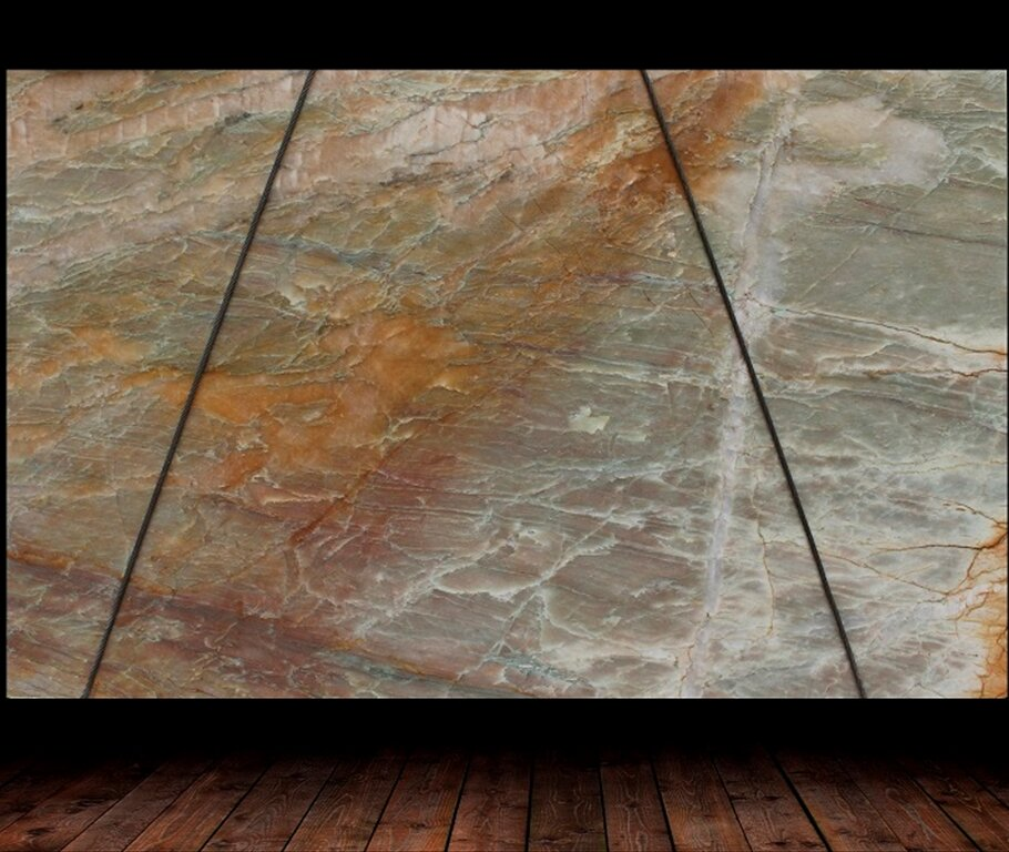 Alexandrita Quartzite Leather Finish