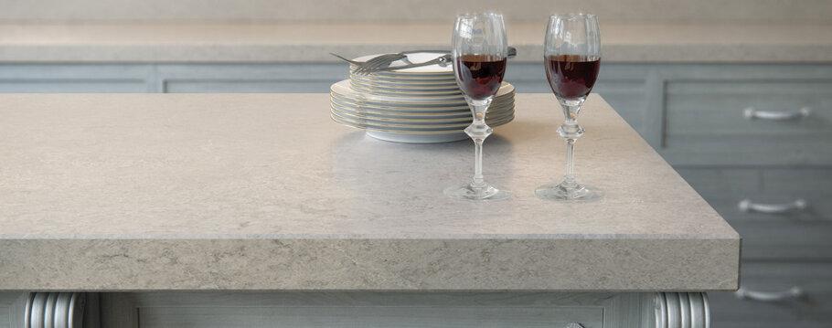 Caesarstone Blanco Drift Quartz