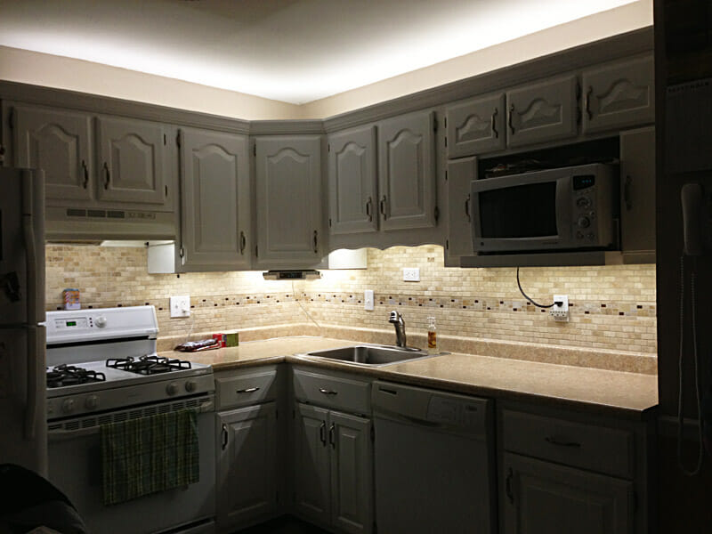 Led Under Cabinetry Lighting