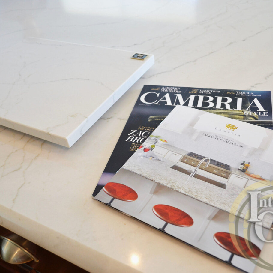 Cambria Quartz Countertops Orlando