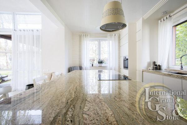 6 Reasons Why You Should Choose Granite Kitchen Worktops