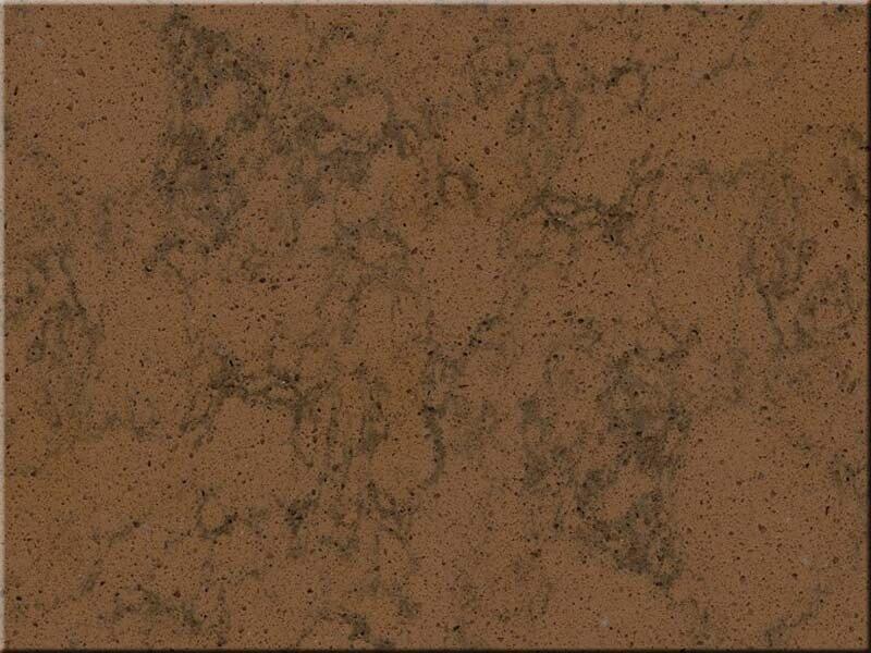Silestone Santa Fe Brown Quartz