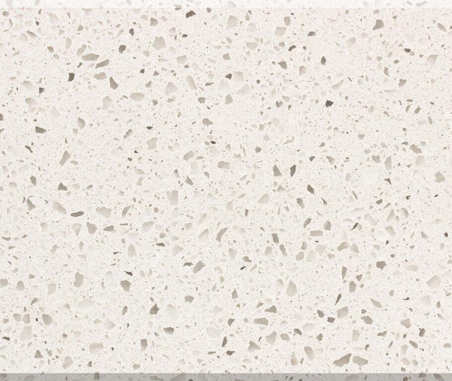 Rock Salt Brushed Pomepeii Quartz