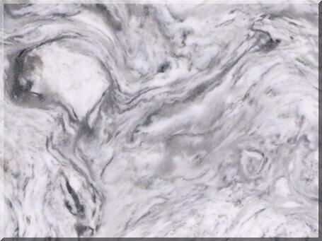 White Fusion Pompeii Quartz