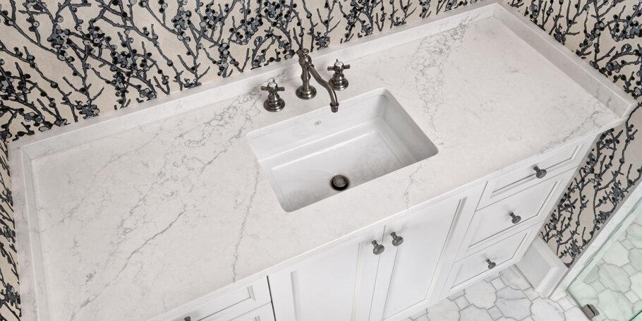 Quartz Bathroom Countertops | Tampa, Sarasota, Orlando