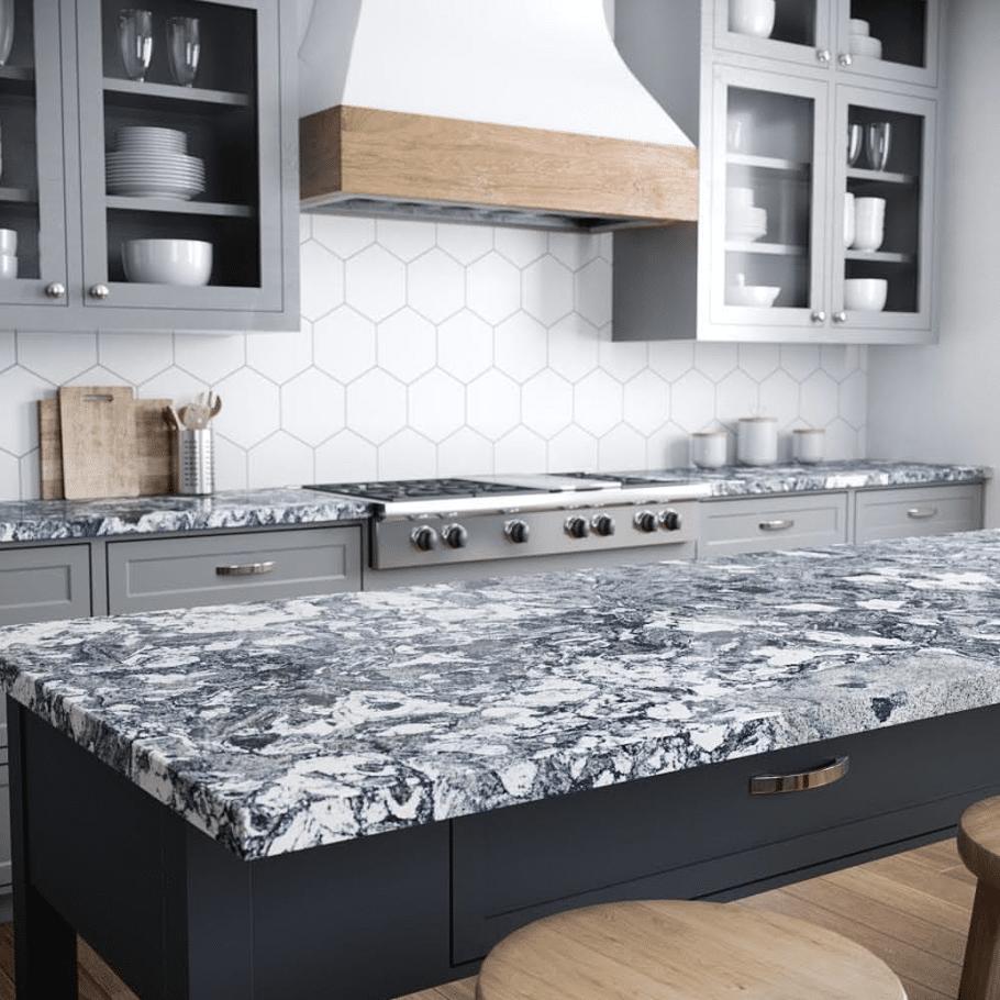 Cambria Islington Quartz Kitchen Countertops