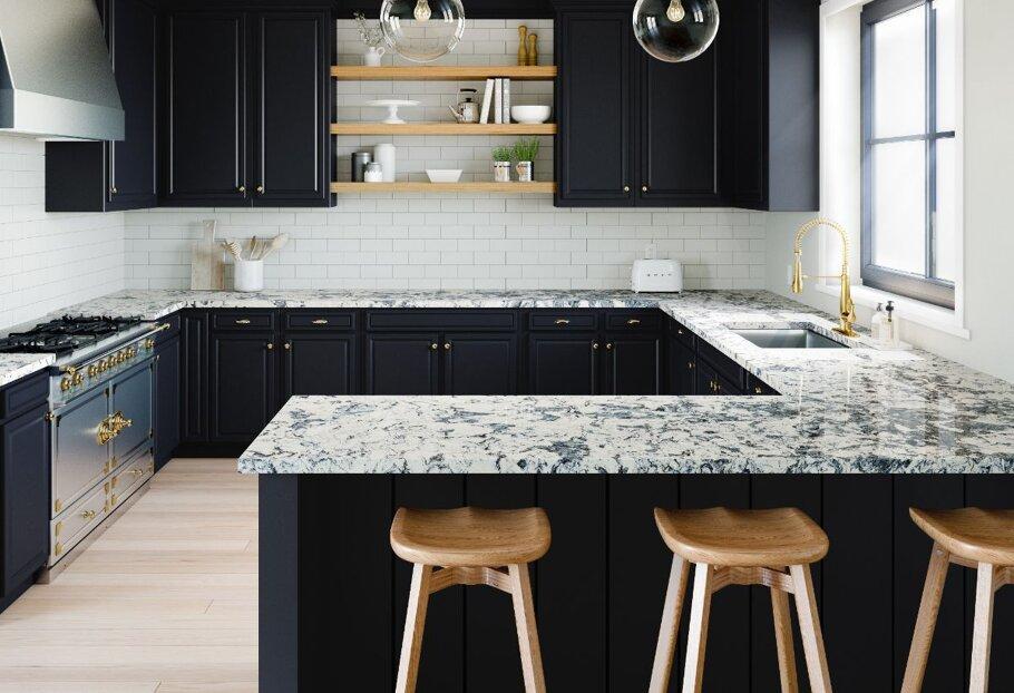 Mayfair Cambria Quartz Kitchen Countertops
