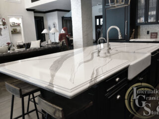 Cambria Annicca Quartz Kitchen