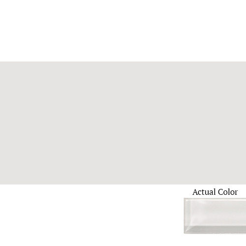 Daltile Color Wave CW01 3x6 Ice White