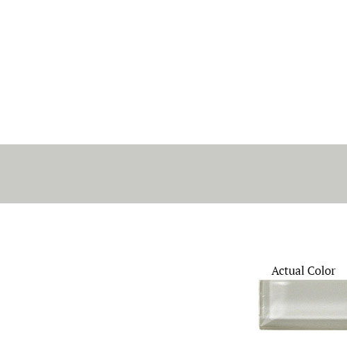 Daltile Color Wave CW02 2x12 Feather White