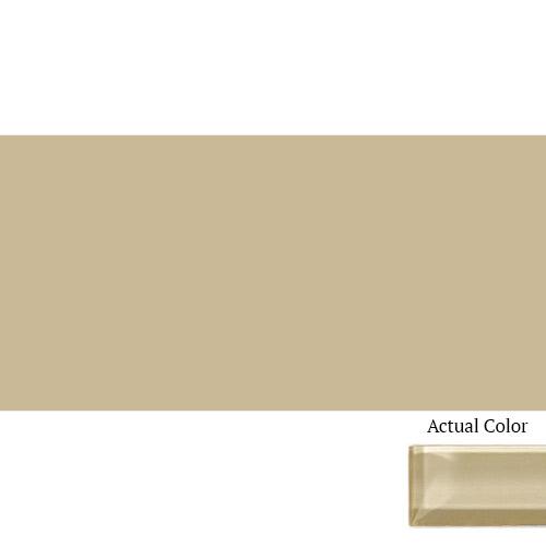 Daltile Color Wave CW06 3x6 Tango Tan