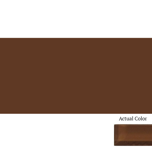 Daltile Color Wave CW11 3x6 Root Beer