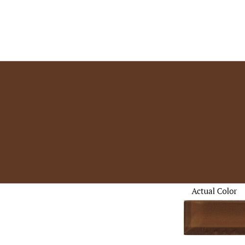 Daltile Color Wave CW11 3x6 Root Beer