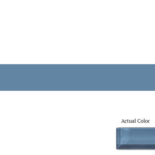 Daltile Color Wave CW14 2x12 Twilight Blue