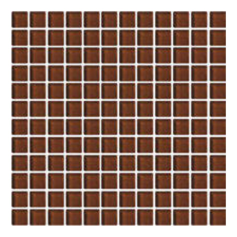 Daltile Color Wave CW11 1x1 Root Beer
