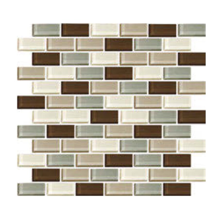 Daltile Color Wave CW24 2x1 Sweet Escape