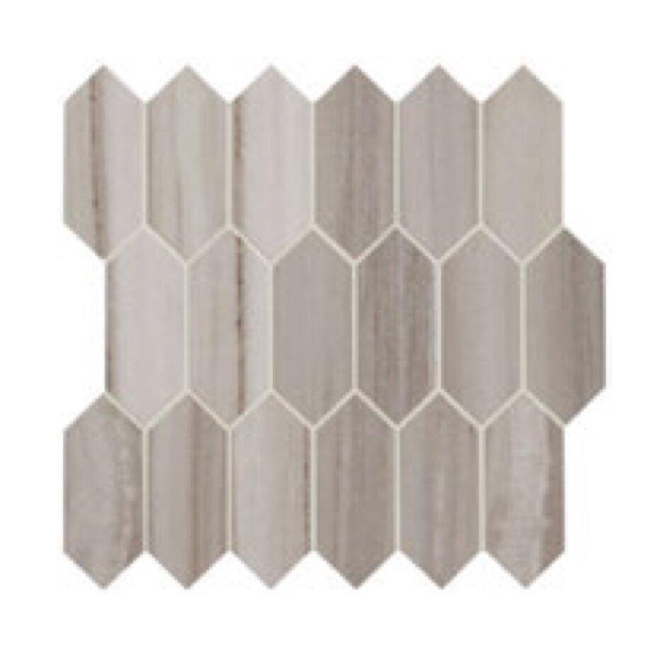 Daltile Marble Attache MA86 2x5 Hex Turkish Skyline